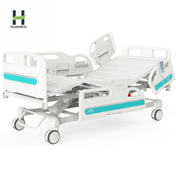 Hospital Three Functions Electric Medical Beds