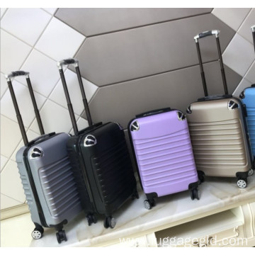 Hard luggage easy trip suitcase wholesale