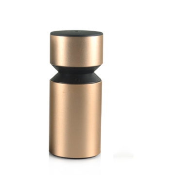 Gold Silver Battery Operated Aroma Diffuser For Car