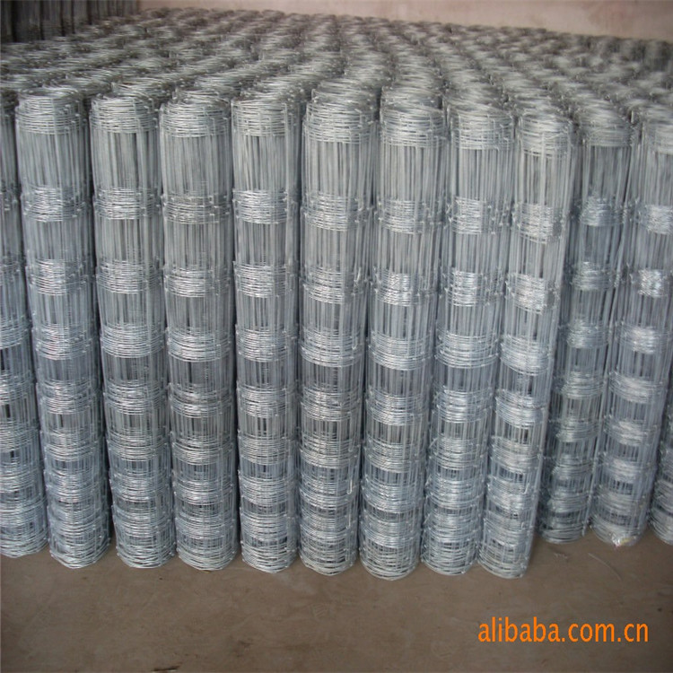 low price cattle mesh galvanized wire farm fencing