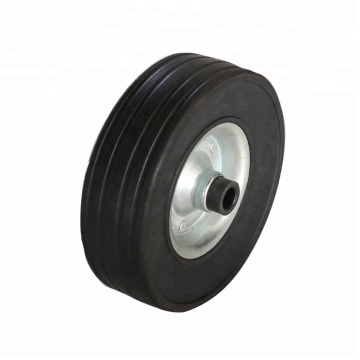 investment casting aluminum scooter wheel 110mm metal core