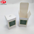 Custom Boxes Paper Candle Embalaxe para Velas