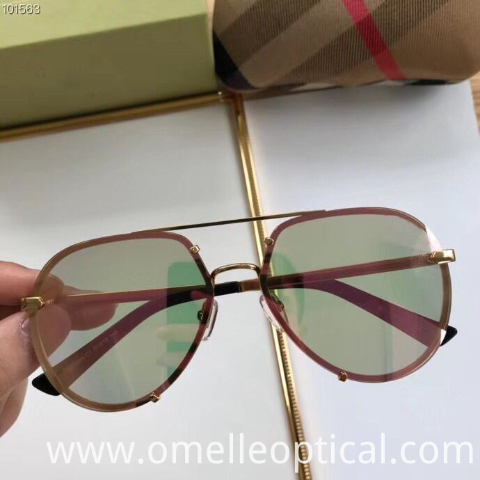 Oval Sunglasses Vintage