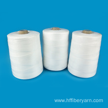 1kg 2kg 3kg Knotless Bag Sewing 20s/6 Paper Cone Yarn