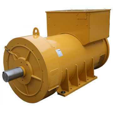 Short Length Brushless Marine Generator