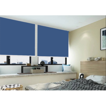 Roller Dyed Blind Curtain Shades Plain