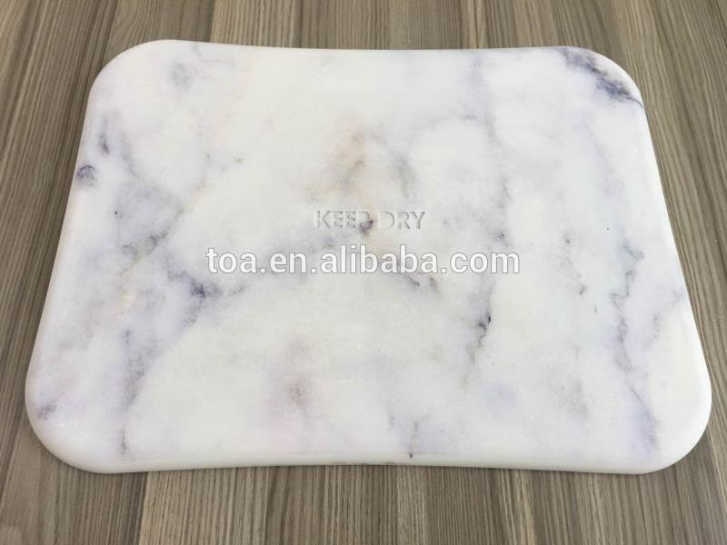 Strong Water Diatomaceous earth marble Healcier bath Mat