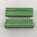14pin 3.81mm pitch pluggable terminal block