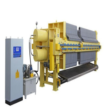 Semi Auto Hydraulic Filter Press