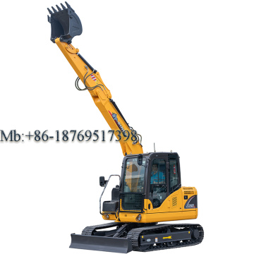 crawler excavator types 6.8 ton excavator for sale
