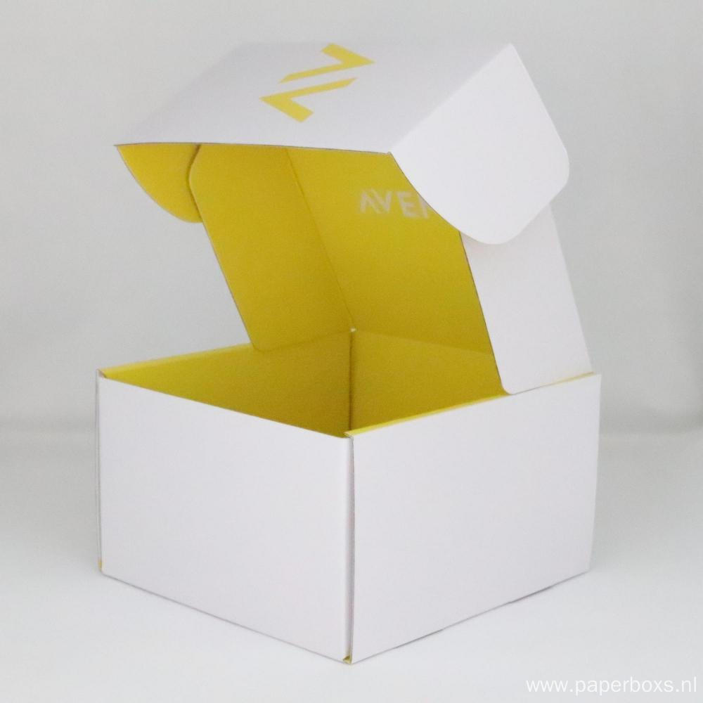 New Design Printed Paper Box Currugated Shipping Boxes
