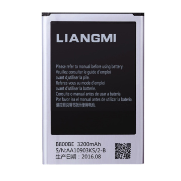 Samsung Note 3 Replacement battery B800BE Replacement