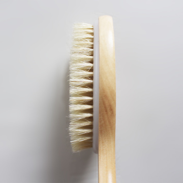 Wooden Bath Brush Set