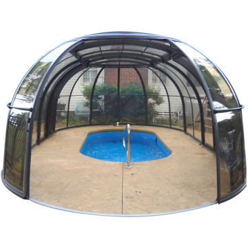 Patio Enclosure Retractable Sunroom Roof