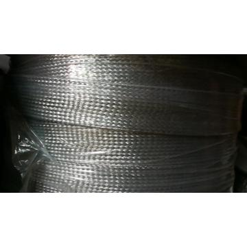 Excellent Flame Retardant  Stainless Steel Braided Sleeve