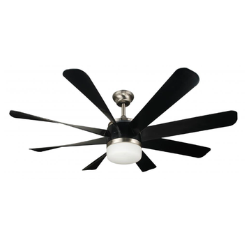 Eight Blades Ceiling Fan with lamp