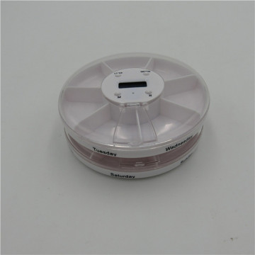 birth electrical control pill case with alarm