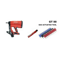 Gas Nailer Gas Actuated Tool GT90