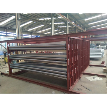24M 3 Deck Veneer Jet Roller Dryer