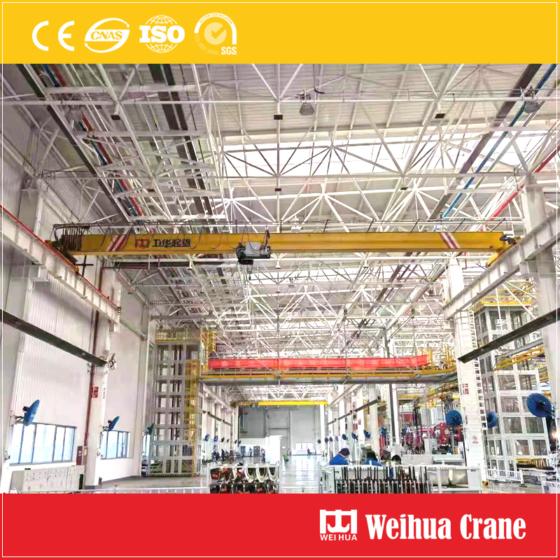 Brand New Single Girder Overhead Crane
