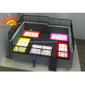 Multi-zone Olympic Profession Trampoline Playground