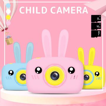 Children's Camera Baby Cute Toy Camera Mini Digital Camera Mini Screen Education Toys For Kids Camera for Children Birthday Gift