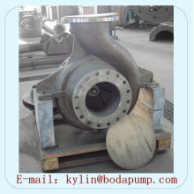Anti Abrasion Titanium Horizontal Centrifugal Slurry Pump