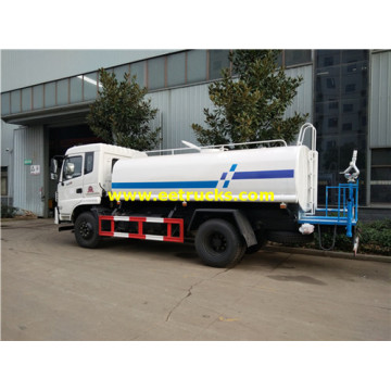 Dongfeng 9500L Water Sprinkling Tanker Trucks