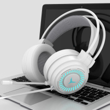 Stereo Gaming Headset 7.1 Virtual Surround Bass Gaming Earphone Headphone With Mic LED Light For Computer PC Gamer