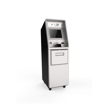 Self Service Withdrawal Kiosk Machine ATM