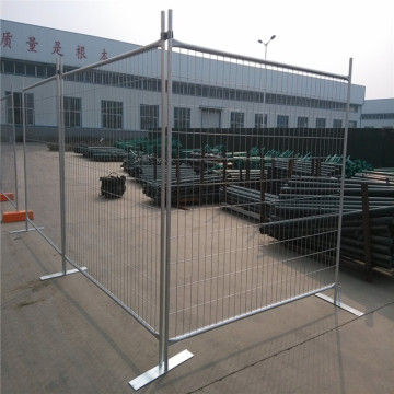 Portable Galvanized Temporary Fence for Construction