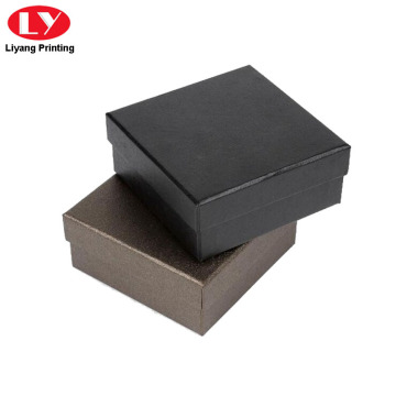 High Quality Paper Belt Gift Box with Lid