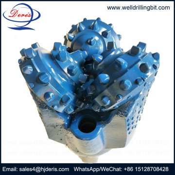 8.5 API TCI tricone bits for hard well