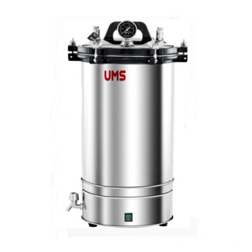 UX280A Portable Type Steam Autoclave Sterilizer 18-30L