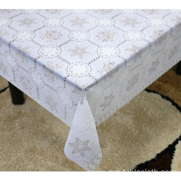 Printed pvc lace tablecloth by roll amazon
