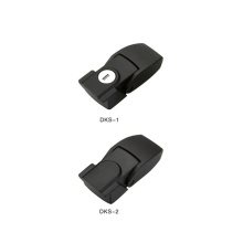 Zinklegering Matt BK Coated Toggle Latches