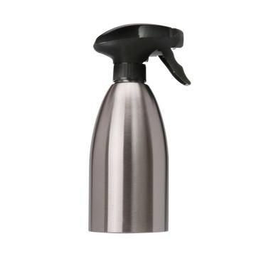 500ML Stainless Steel Kitchen Baking Glass Oil Condimentos Conteiner Oil Spray Empty Bottle Olive Oil Sprayer Kitchen Tools