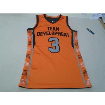 Custom Cheap High-quality Basketball uniform Mesh Blank Reversible Wholesale Men Basketball Jersey