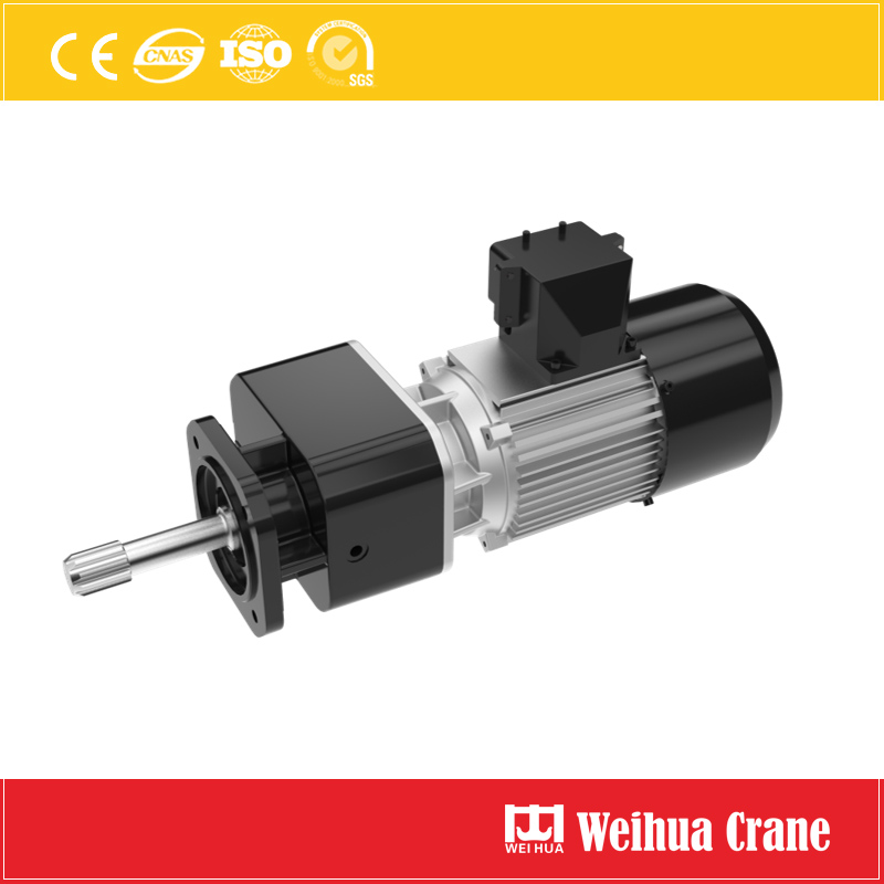 Gear Motor For Traveling