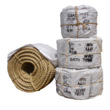marine rope multi-purpose 22mm twisted jute rope