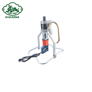 Hot Sale Electric Ground Screw Machine