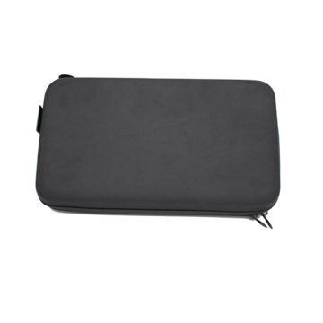 Durable nylon cover tool case with waterproof zipper