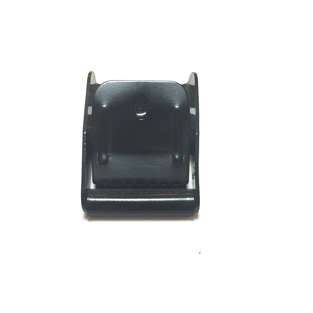 Black Spray-Paint Znic Cam Buckle