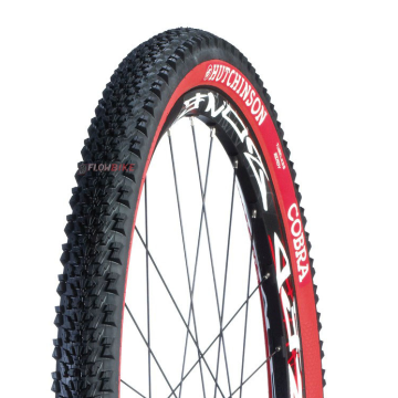 HUTCHINSON COBRA TUBELESS READY 26 X 2.10 RED