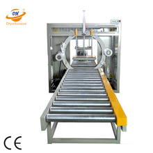 Steel Pipes Orbital Stretch Wrapping Machine Packing Machine