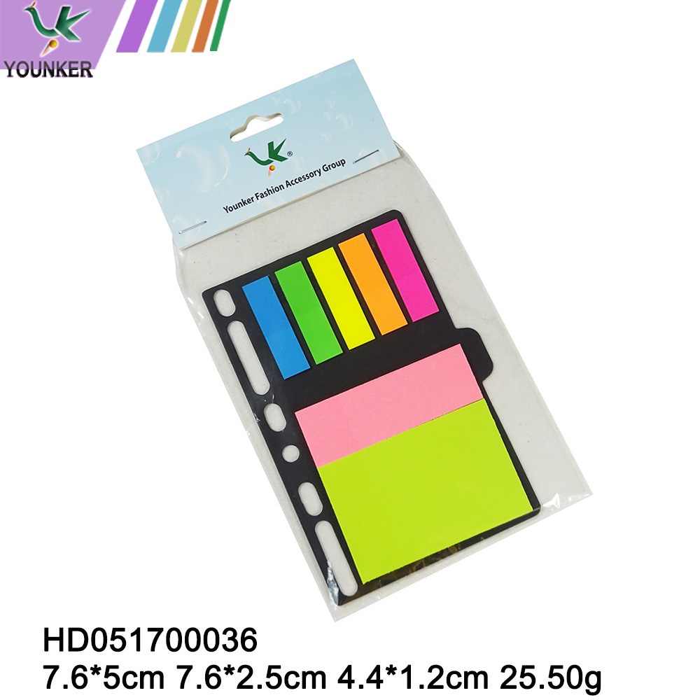 Combination Sticky Notes