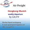 International air freight from Hongkong to Munich Germany