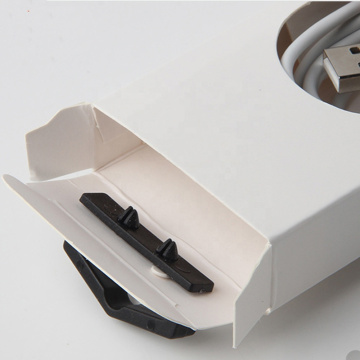 Wholesale Gift Headphone Cable Packaging Paper Box