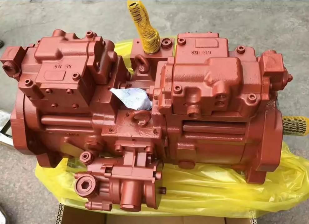 KAYABA KYB Piston Hydraulic Pumps For Excavators