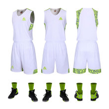 Wholesale jeunesse dernier maillot d'uniforme de basket-ball